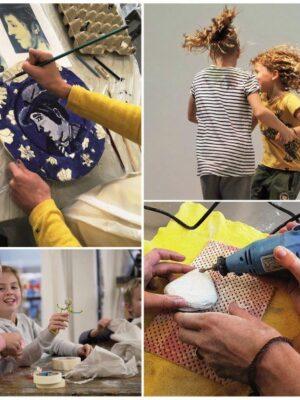 Compilatie-kindercursussen-kinderkunst-en-musical